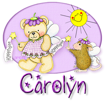 Carolyn hm spread happiness