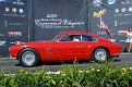 1956 Maserati A6 G2000 Zagato coupe owned by David and Ginny Sydorick award 2