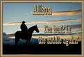 Alison-gailz-Back in the Saddle Again