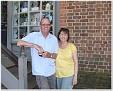 E. Ray & Gail - Colonial Williamsburg, VA