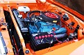 09 1968 Plymouth Road Runner engine compartment view