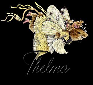 Thelma vera flying