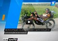 TV report about Manfred's accident