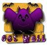1Get Well-cornybat