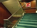 Midships Stairwell - Up to Lido Deck 8
