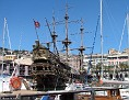 Neptune - Replica Spanish Galleon