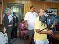 All the press was present. Chanel 4, Chanel 6, Miami Herald, Pikliz.com, Island TV,.