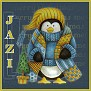 Stay Warm Penguin-Jazi