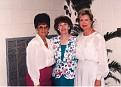 Kathleen (PHILLIPS) Pennington, Ruby (PATTON) Williams, and Melba Byrd