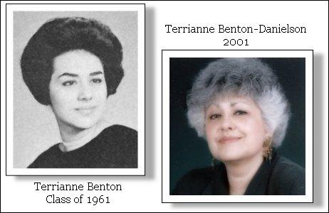 Terrianne Benton Class of 1961