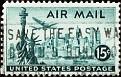 USA 1947 New York City Skyline