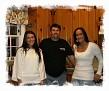 Liz, Frank & Chris  -  Thanksgiving 2006