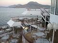 Cartagena Approaches - BRAEMAR's Stern