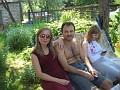 Julia, Sergey, Marina