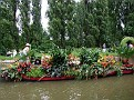 012   Flora Hollland  the Flower auction  Bird of Paradise  Boat have the first  price