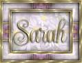 Sarah - War Prize