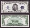 5 Dollars, 1934B