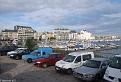 Cherbourg Old Town across Avant Port