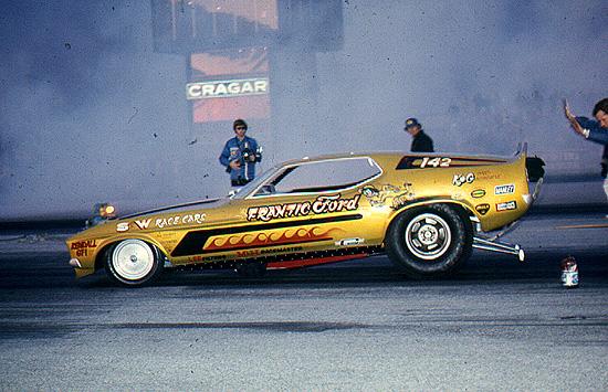 Rocky Pirrone's 'Frantic Ford' Recreates Funny Car's ...
