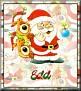 Santa with friendsTaEdd