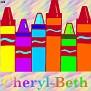 Crayons at schoolCheryl-Beth