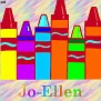 Crayons at schoolJo-Ellen