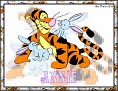 Tigger and 2 BunniesAnnie