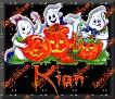 3 Ghosts & pumpkinKian