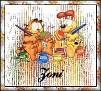 Garfield & OdieZoni