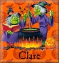 2 Green WitchClare