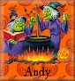 2 Green WitchAndy