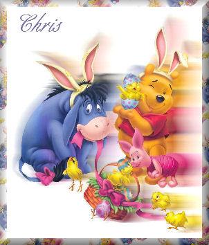 Easter Pooh gangChris