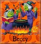 2 Green WitchBeccy