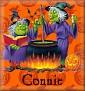 2 Green WitchConnie