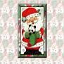 Happy Santa WallpaperSM