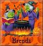 2 Green WitchBrenda