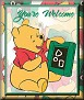 Pooh ClippoohTagYou're Welcome