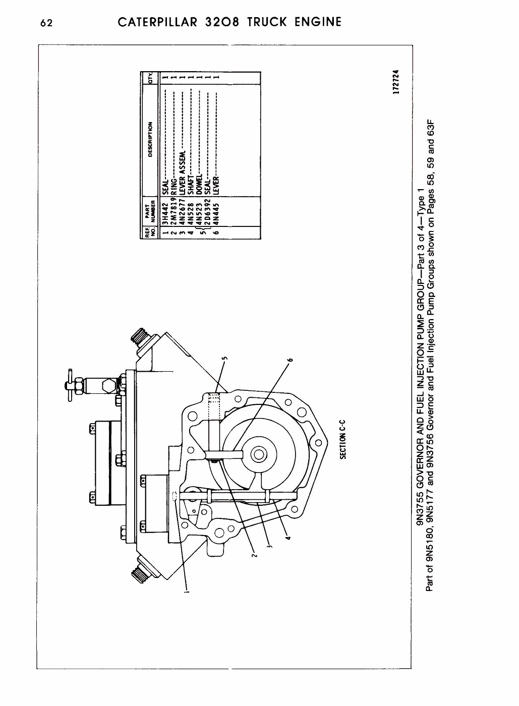 Photo 3208 Parts Manual Pagina 122 Cat Dieselengine Fuel Injector Diagram Album Modeltrucks25 Fotkicom And Video Sharing Made Easy