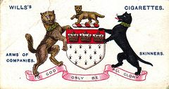 1913 Wills Arms of Companies #45 (1)