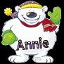 Annie Polar Bear