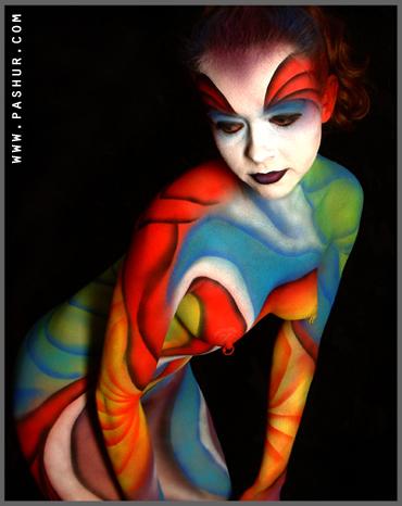 29 kabuki palette