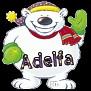 Adelfa Polar Bear