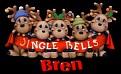 Bren Reindeers Jingle Bells