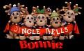 Bonnie Reindeers Jingle Bells