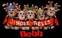Debb Reindeers Jingle Bells