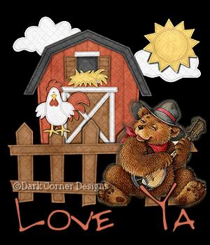 dcd-Love Ya-Funny Farm