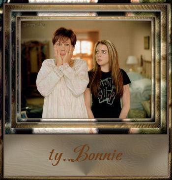 Freaky Fridayty Bonnie