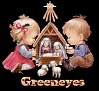 Greeneyes - Nativity