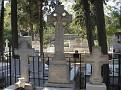 Evangelistria burial monuments