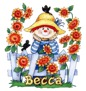 Becca - FallRaggedy
